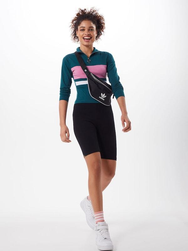 T shirt 3 Zip En Classics Urban SapinRose tone Longsleeve' 'ladies rCdeBox