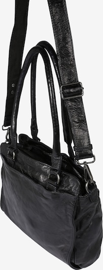 FREDsBRUDER Handtasche 'Rise' in schwarz, Produktansicht