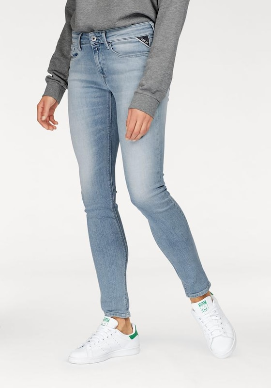 REPLAY Skinny-fit-Jeans 'LUZ'