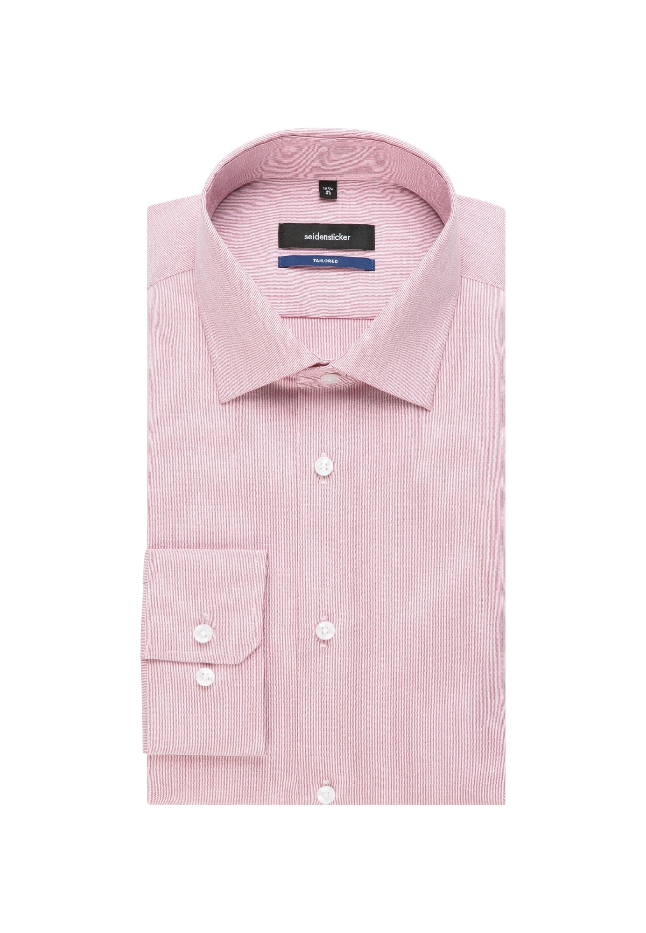 Hemd Rot Seidensticker ' Tailored In Business MUqSVpz