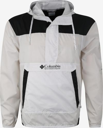 COLUMBIA Āra jaka 'Challenger' melns / balts, Preces skats