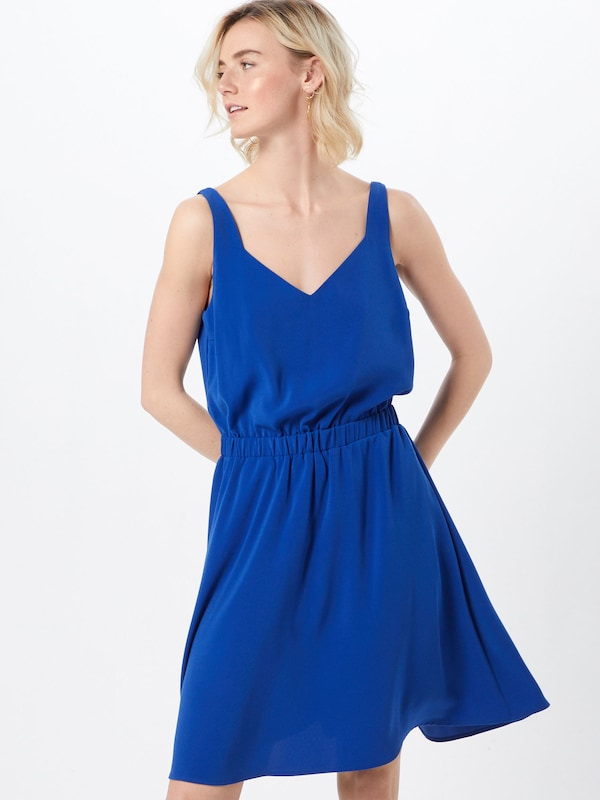 D'été 'vilaia' Bleu Vila En Robe P0OX8nwk