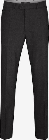 BRAX Pleated Pants 'Enrico' in Black