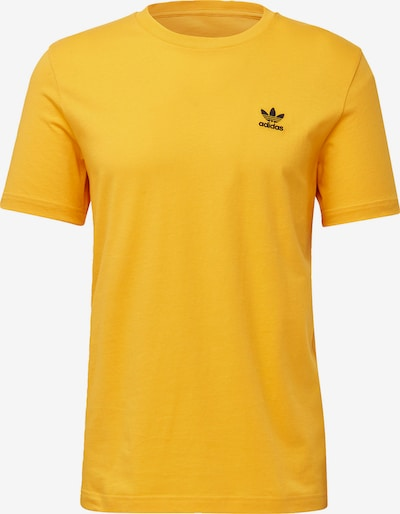 ADIDAS ORIGINALS T-Shirt in gelb, Produktansicht