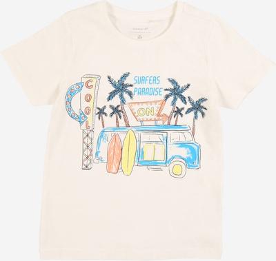NAME IT Shirt 'Facay' in beige / mischfarben, Produktansicht
