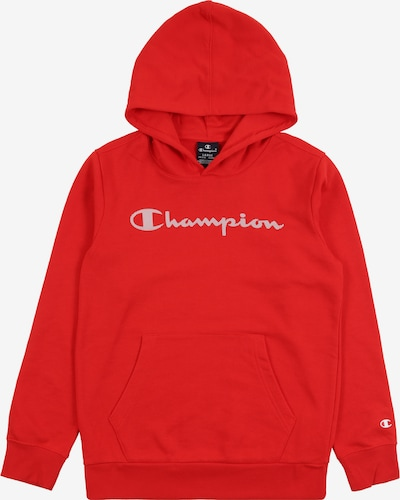 Champion Authentic Athletic Apparel Hoodie in rot, Produktansicht