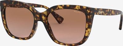RALPH LAUREN Sonnenbrille in braun, Produktansicht