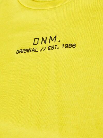 NAME IT Sweatshirt in gelb: Frontalansicht