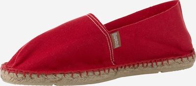 espadrij l´originale Espadrilles in rot, Produktansicht