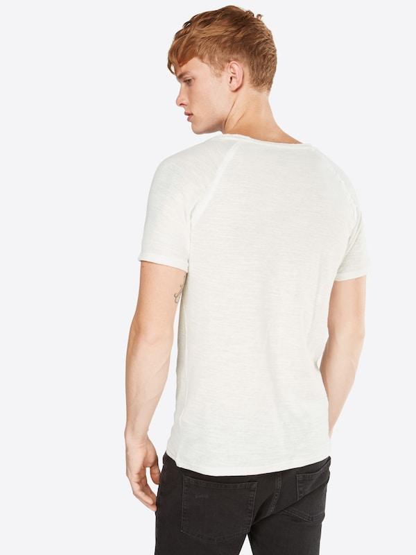 Review T shirt Blanc Structure' Cassé 'raglan En PuTwiOkXZ
