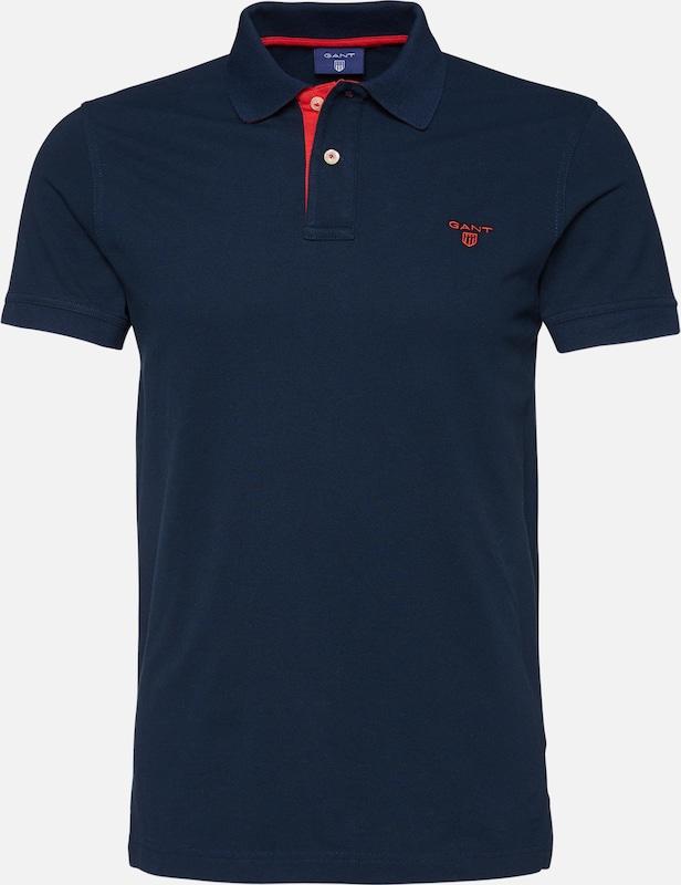 En Bleu Gant shirt NuitRouge T 'rugger' wOTPkXZiu
