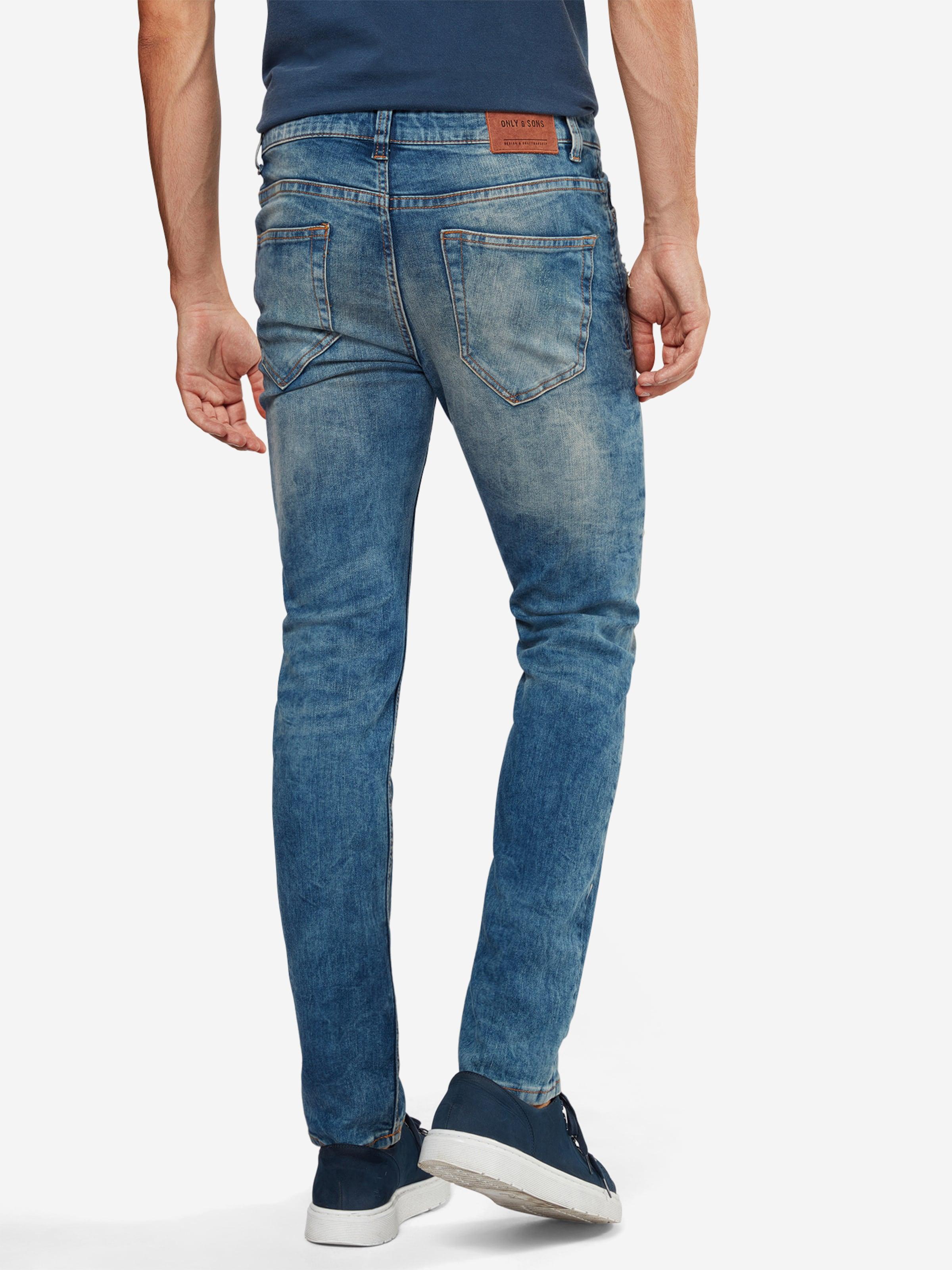 Only & Sons Slim fit Jeans 'Onsloom' Günstig Kaufen fM3oUf