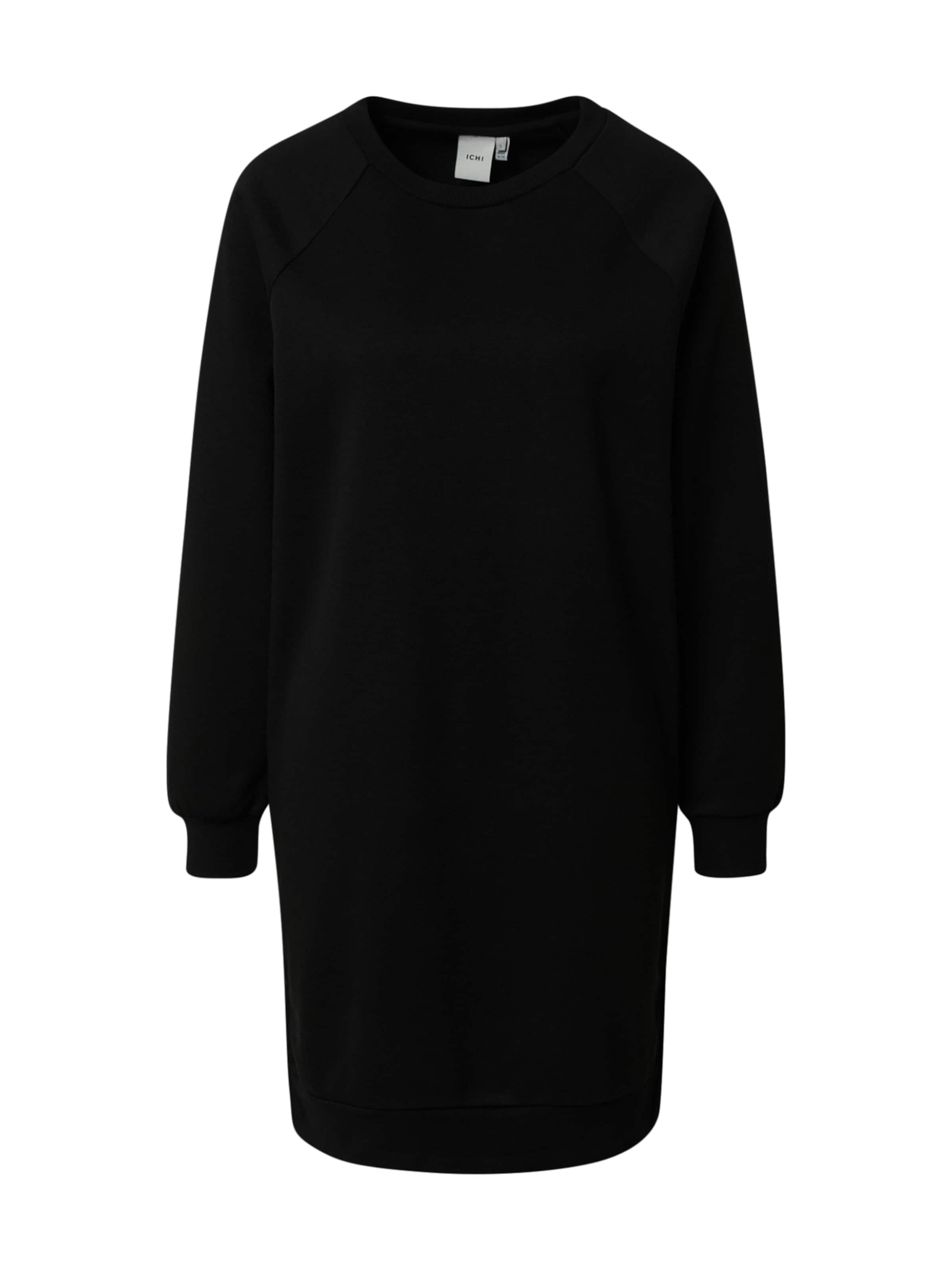 ICHI Skjortklänning i svart