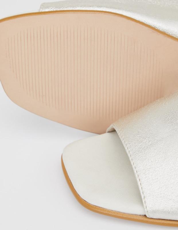 Vielzahl von von Vielzahl StilenBianco Pantoletteauf den Verkauf 907b83