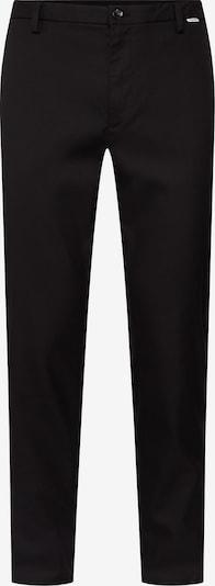 Calvin Klein Bundfaltenhose in schwarz, Produktansicht