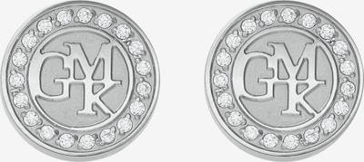 GMK Collection Ohrstecker in silber, Produktansicht