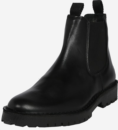 SELECTED HOMME Chelsea Boots 'Ricky' in schwarz, Produktansicht