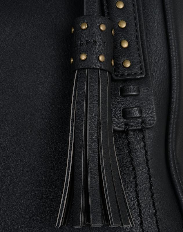 ESPRIT Shopper 'Whitney' im Leder-Look