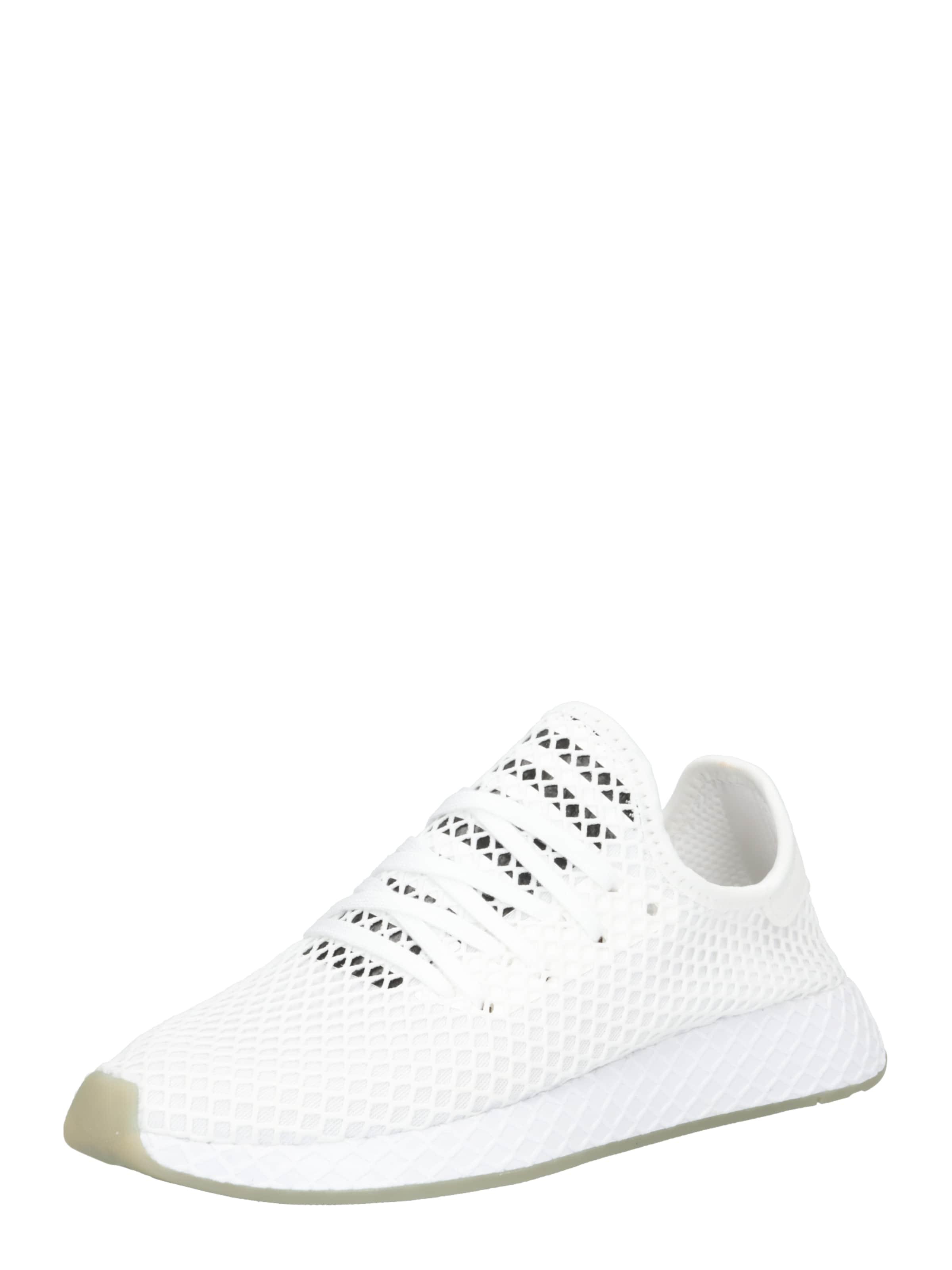 'deerupt In Weiß Runner' Adidas Originals Sneaker Yfvyb76g