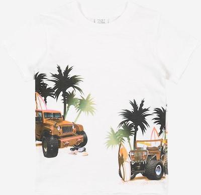 Hust & Claire T-Shirt 'Ask' in mischfarben / weiß, Produktansicht