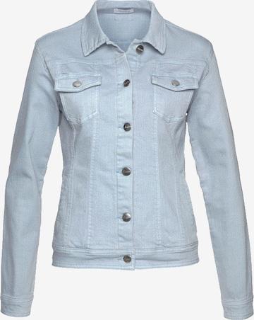 Aniston CASUAL Between-Season Jacket in Blue
