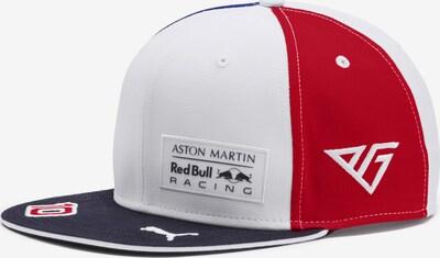 PUMA Cap 'Red Bull Racing Pierre Gasly France '19 Flatbrim' in blau / rot / weiß, Produktansicht