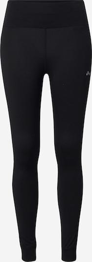 ONLY PLAY Sportbroek 'JASE' in de kleur Zwart / Wit, Productweergave
