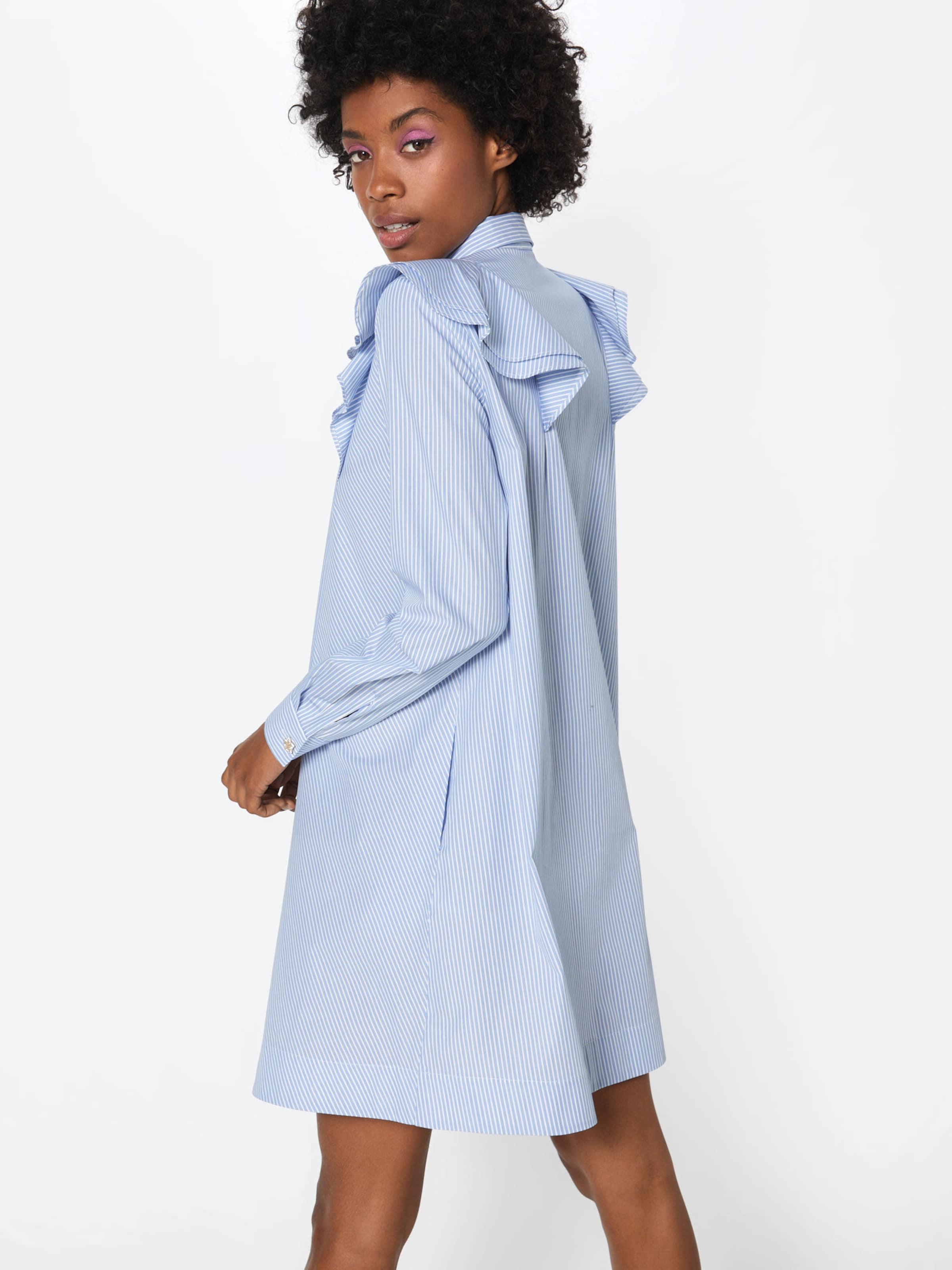 blousejurk wit