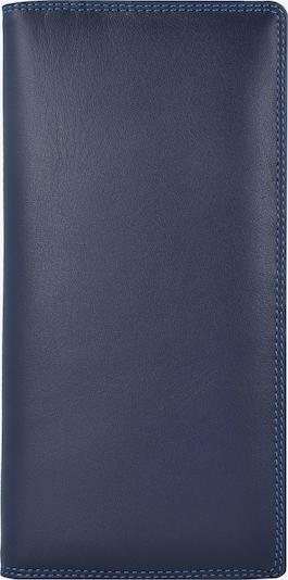 mywalit Geldbörse in blau / nachtblau / violettblau / dunkellila, Produktansicht