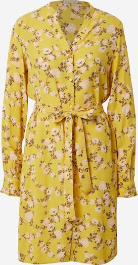 PIECES Kleid 'MELINDA' in gelb, Produktansicht