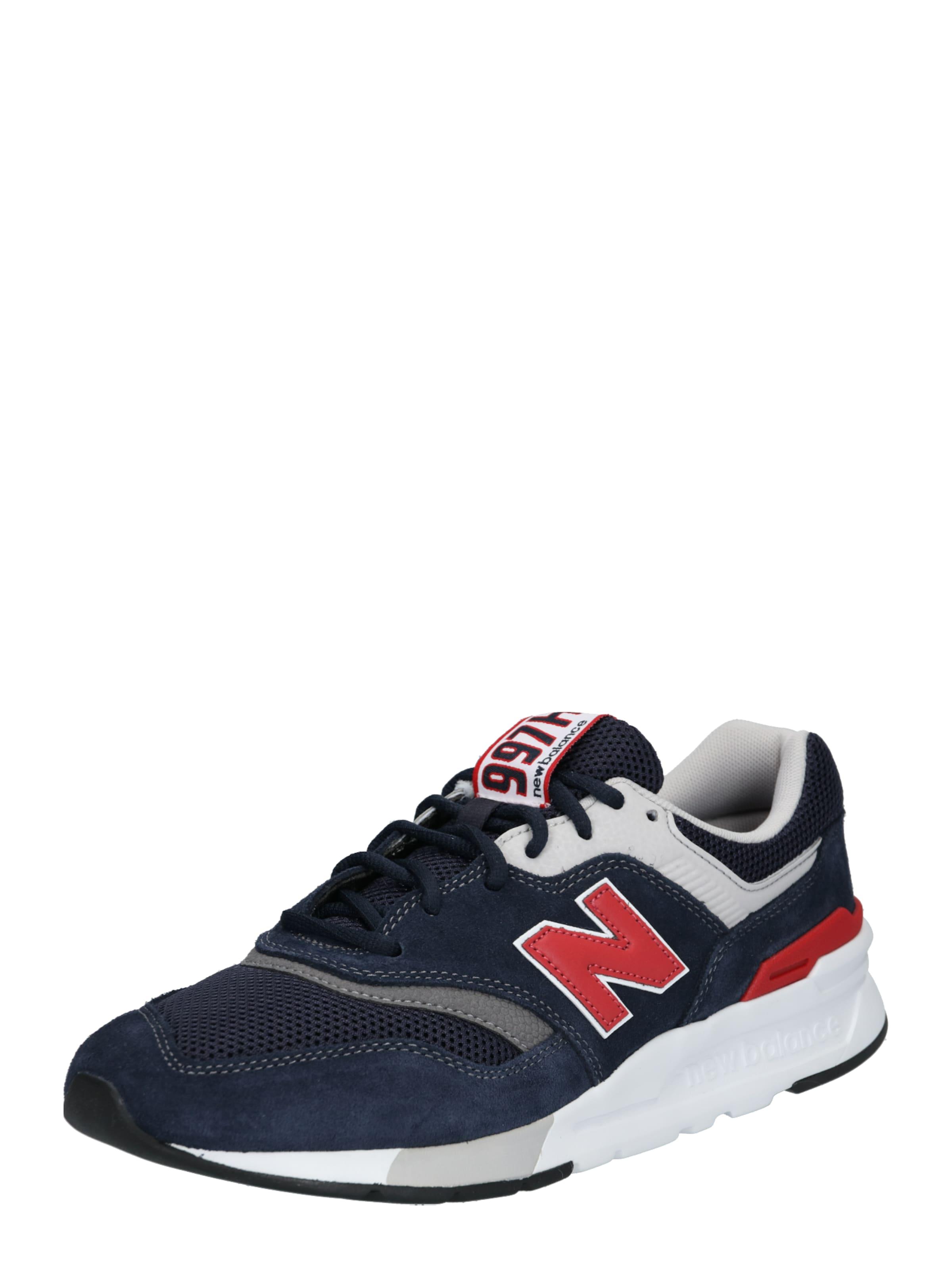 In NavyRot Sneaker Weiß Balance New 'cm997h' 0wZOk8NnPX