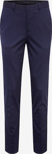 BURTON MENSWEAR LONDON Bundfaltenhose in navy, Produktansicht