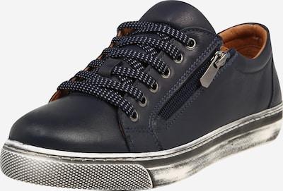 Batai su raišteliais iš COSMOS COMFORT , spalva - tamsiai mėlyna, Prekių apžvalga