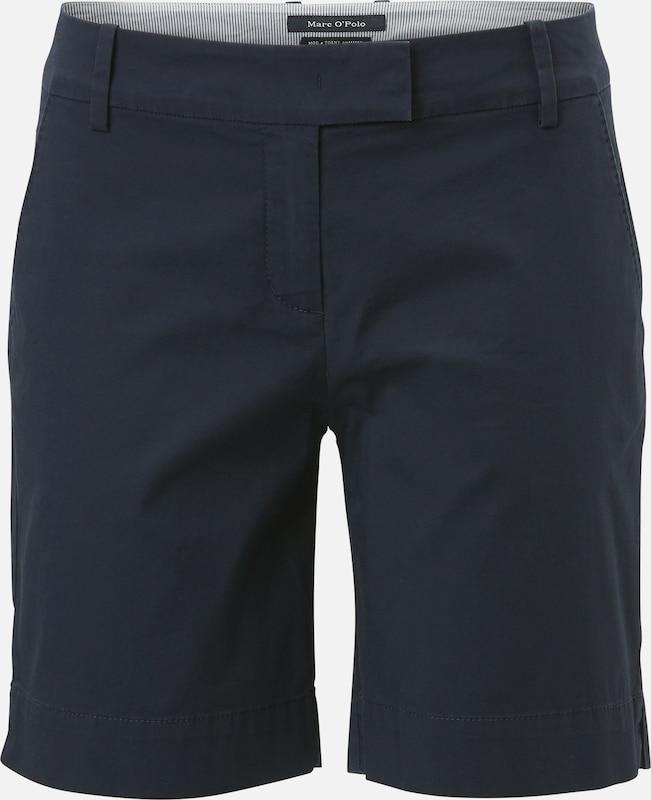 Marc O'Polo Shorts 'TORNE SUMMER' in nachtblau  Markenkleidung für Männer und Frauen