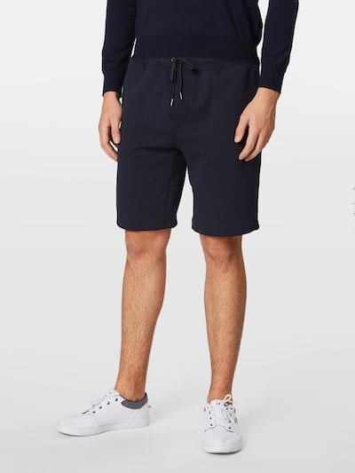POLO RALPH LAUREN Shorts 'POSHORTM9-SHORT' in navy, Modelansicht