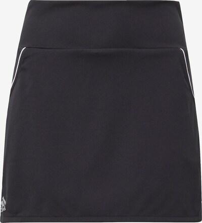 ADIDAS PERFORMANCE Tinnisrock in schwarz / weiß, Produktansicht