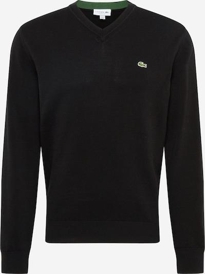 LACOSTE Pulover | črna barva, Prikaz izdelka