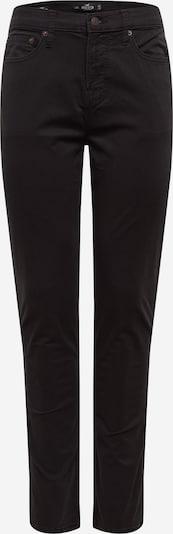 HOLLISTER Hose 'SKNY TWILL' in schwarz, Produktansicht