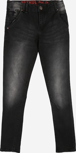 Petrol Industries Jeans 'Stingray' in black denim, Produktansicht