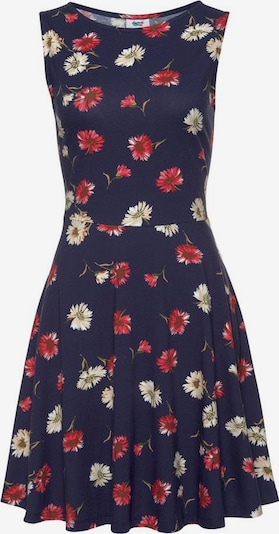 Suknelė iš BEACH TIME , spalva - tamsiai mėlyna jūros spalva / raudona, Prekių apžvalga