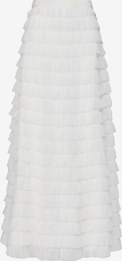 Y.A.S Maxirock in weiß, Produktansicht