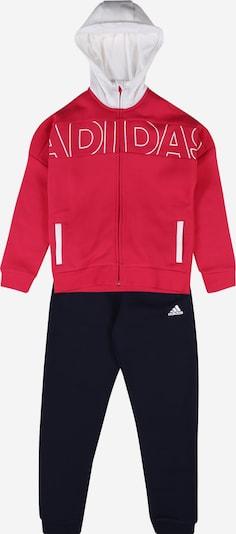 ADIDAS PERFORMANCE Športna trenirka | temno modra / temno roza / bela barva, Prikaz izdelka