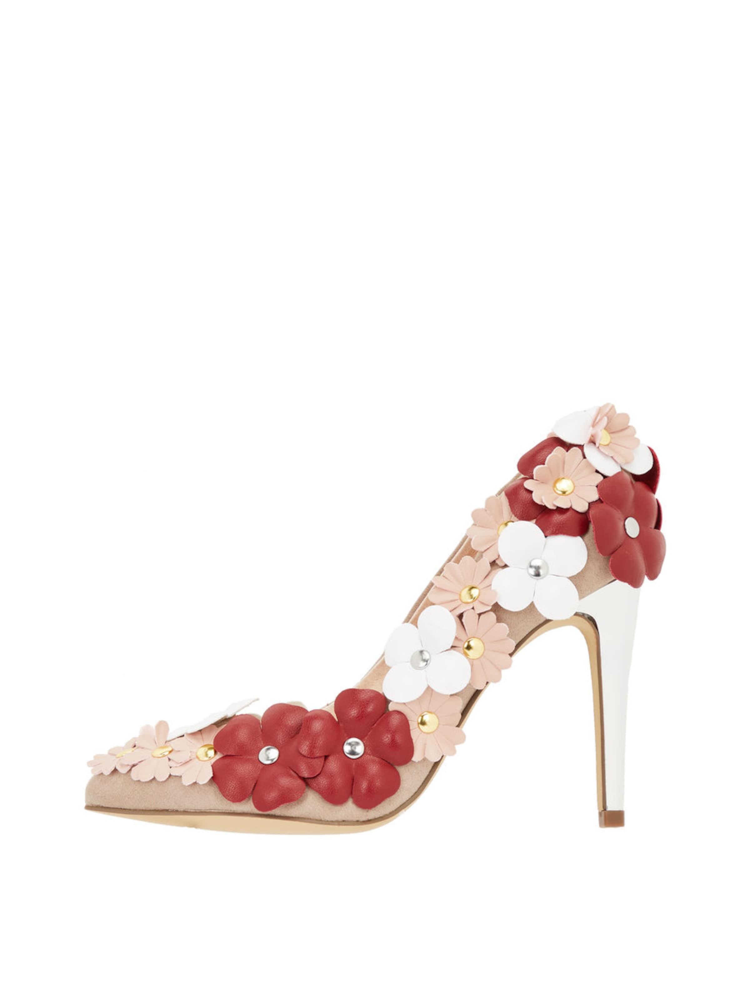 Bianco Blumen Stiletto Vorbestellung Online Günstig Kaufen Outlet Große Überraschung Niedrig Versandkosten OkWOuNl3