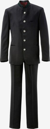MURK Trachtenanzug mit Stehkragen in schwarz, Produktansicht