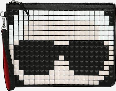 Karl Lagerfeld Pochette en rouge / noir / blanc, Vue avec produit