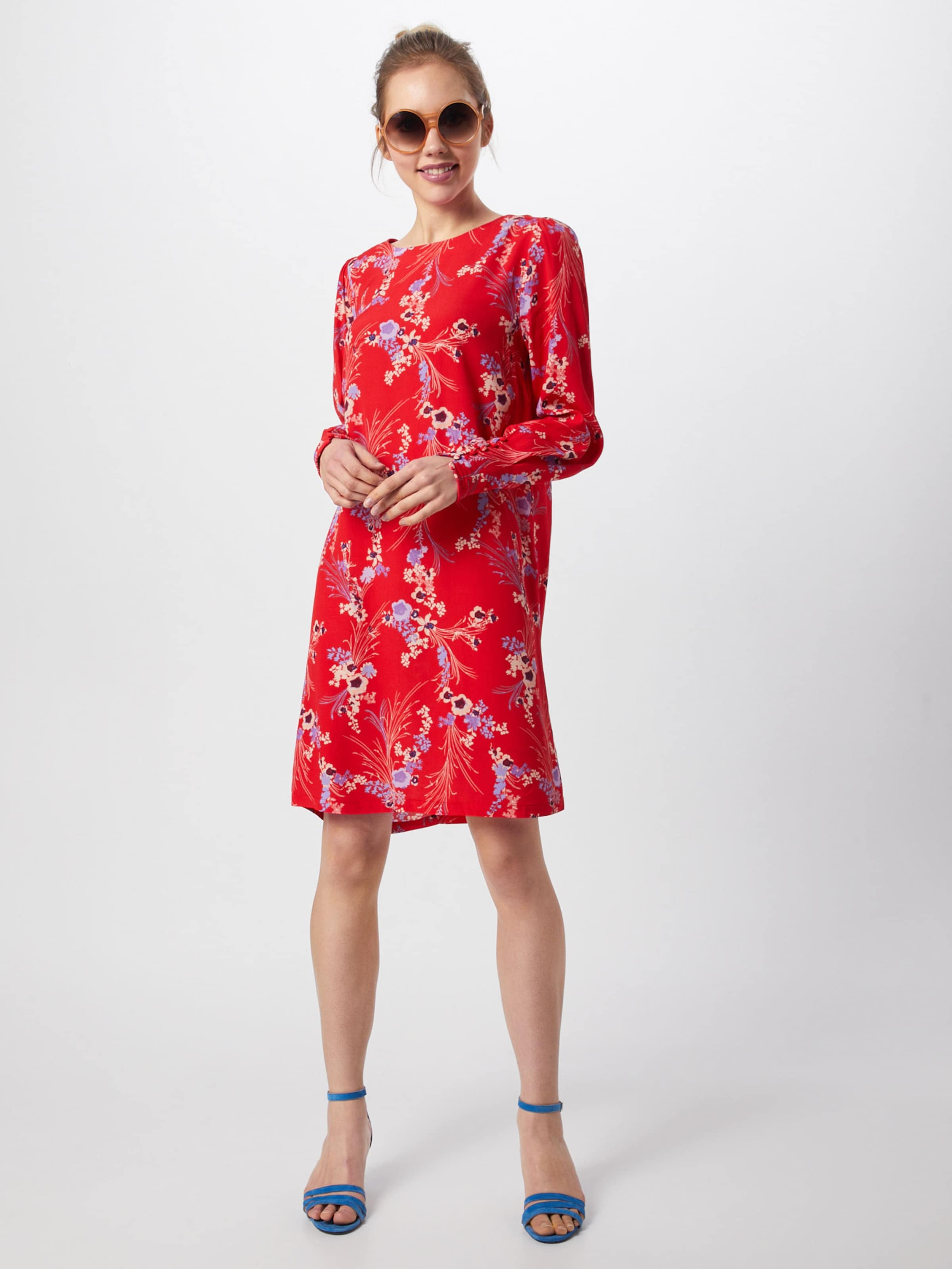 Love' In Kleid Feuerrot Saint Tropez 'red SUGMVLzjqp