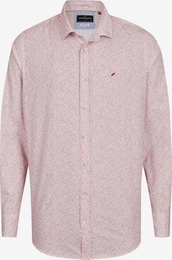 DANIEL HECHTER Hemd in rostbraun, Produktansicht