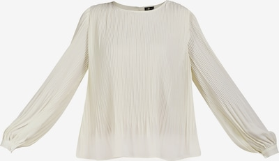 DREIMASTER Blouse in Wool white, Item view