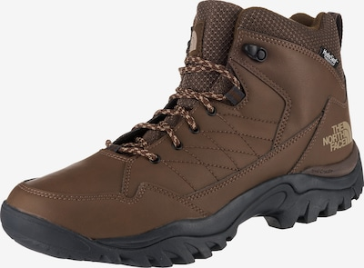 THE NORTH FACE Wanderstiefel in braun, Produktansicht
