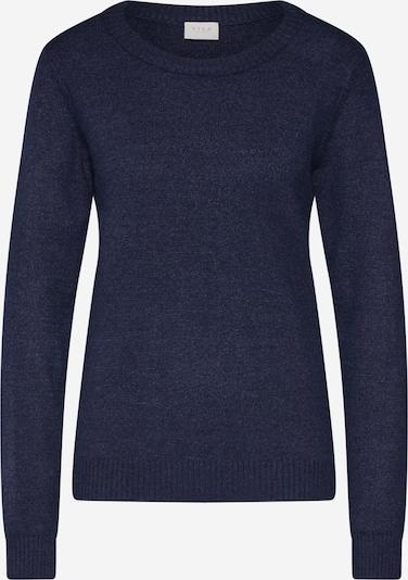 VILA Trui 'Ril' in de kleur Donkerblauw, Productweergave